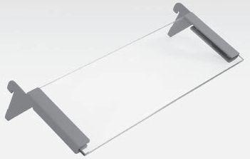 Bodenträger speziel für Glas