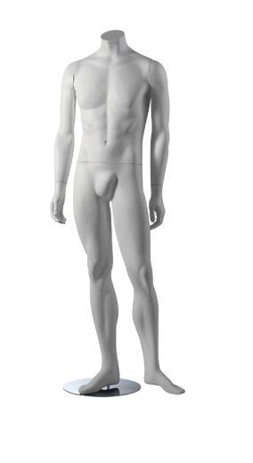 Herrenfigur headless