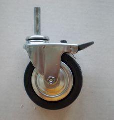 Lenkrolle 80mm mit Feststeller