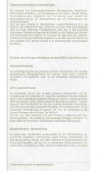 EC Cash Rollen mit Lastschrifttext