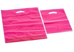 Tragetasche Pink 25x33cm