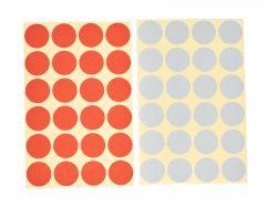 Markierungspunkte 18mm diverse Farben