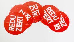 Kette Reduziert rot/weiß